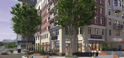 Aertson Midtown | Apartment Residences | Kimpton Hotel | Retail & Restaurants