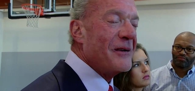 Colts Owner Jim Irsay Talks Ongoing Commitment to City of Indianapolis